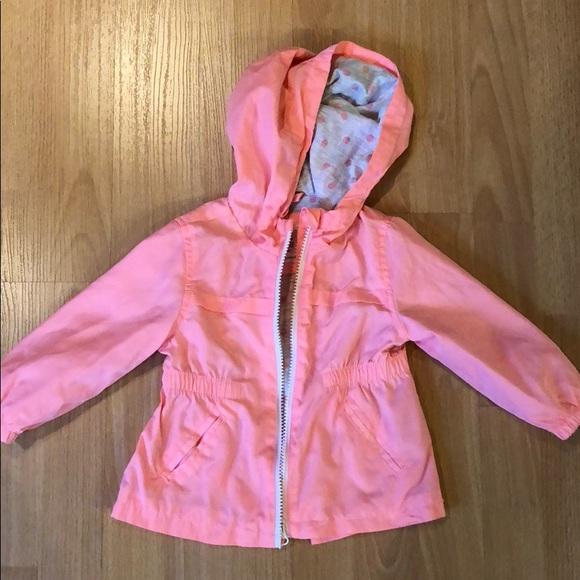97e285996 Zara Jackets & Coats | Supercute Baby Girl Rain Jacket | Poshmark